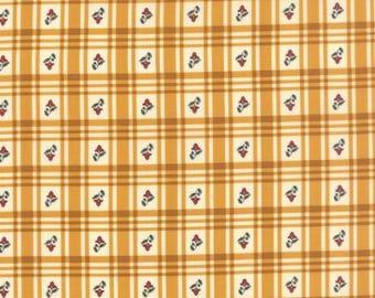 Lorraine Yellow by American Jane for Moda Fabrics- 21685 13, quilting fabric, cotton fabric, quilting cotton, yellow fabric