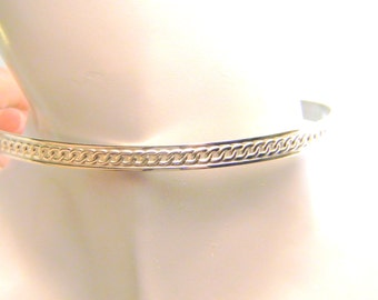 Chained Affection Sterling Silver Slave Collar (Made To Order)