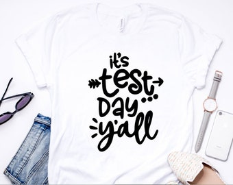 Y the last man etsy its test day yall t shirt tee shirt funny teacher shirt classroom shirt teacher shirt teacher gift end of year gift malvernweather Choice Image