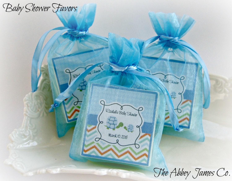 811e653cb Baby boy shower favors soap favors Turtle shower favors | Etsy
