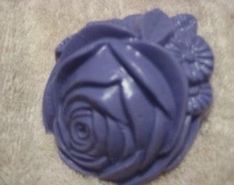 Purple Rose Soap