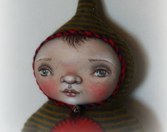 Zozie Dollmaking Kit