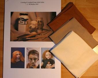 Clothover Technique for Dollmakers PDF Tutorial