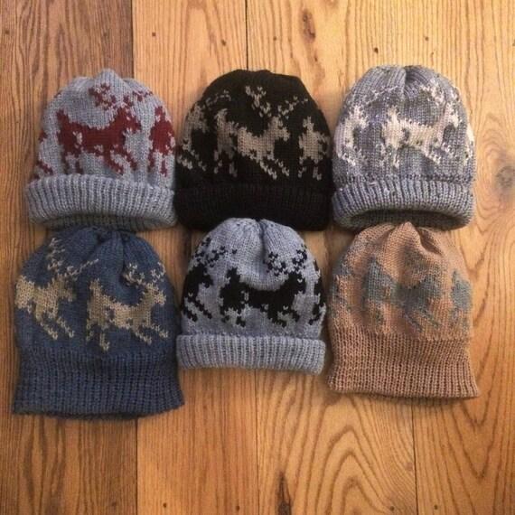2c17685c42b OH Deer    Mens or womens hat    handmade adult or kid hat