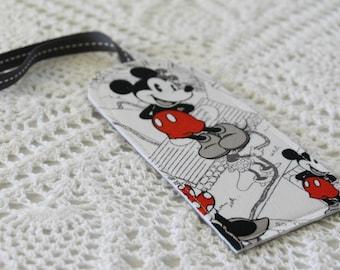 The Mouse - Single Luggage Tag