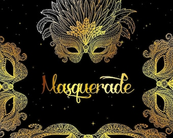 Image result for masquerade theme