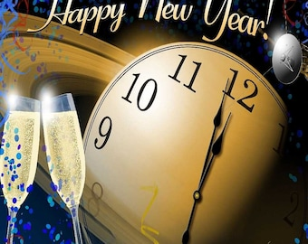 new year countdown 10ft x 10ft backdrop computer printed photography background yky 195