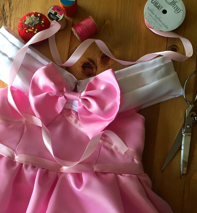 Cinderella's Pink Dress Cinderella Dress image 0