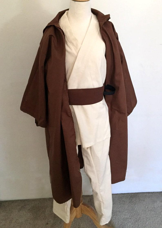 Jedi Suit and Robe Jedi Robe image 0