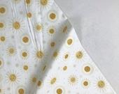 Happy Suns - Jungle Baby - Lisa Whitebutton - Paintbrush Studio Fabric 100 Quilters Cotton