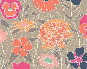 Splendiferous Warm - Curiosites - Jeni Baker  - Art Gallery Fabric - 100% Quilters Cotton - CUR-19130