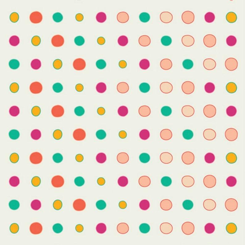 Art Gallery Pat Bravo KNIT Bonbons Joyful K-302-95 Cotton 5 Spandex Blend Fusions Joyful