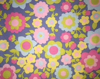 Moda Hullabaloo Urban Chiks Chicks 32400 21 100% Quilters Cotton Available in Yards and Half Yards
