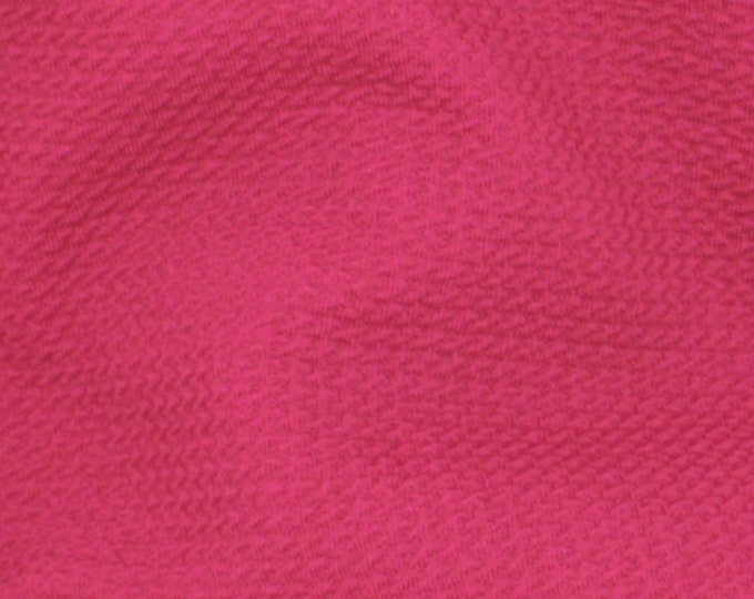 Paola Pique KNIT by Telio - Fuchsia Pink - Fabric By the Yard
