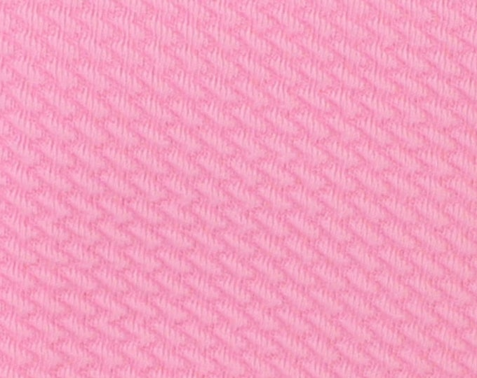 Paola Pique KNIT by Telio - Ballerina Pink - Fabric By the Yard