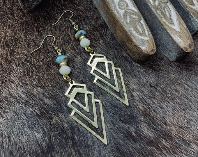 JULIA geometric earrings