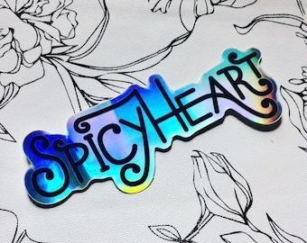 SPICYHEART sticker