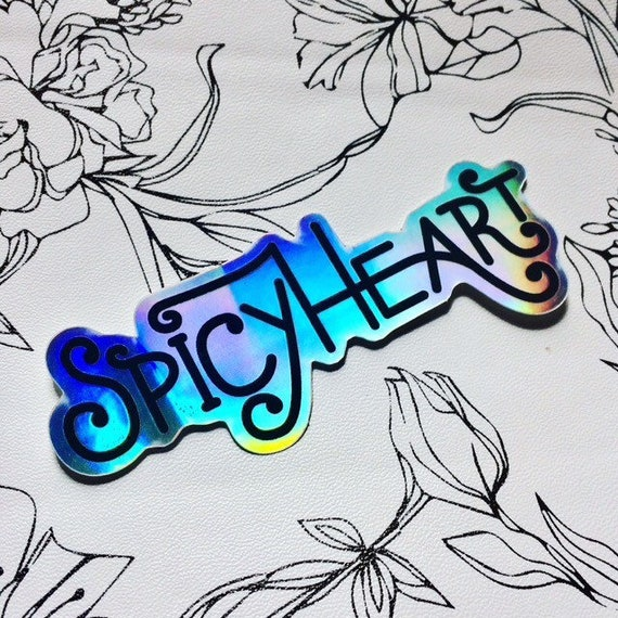 SPICYHEART sticker