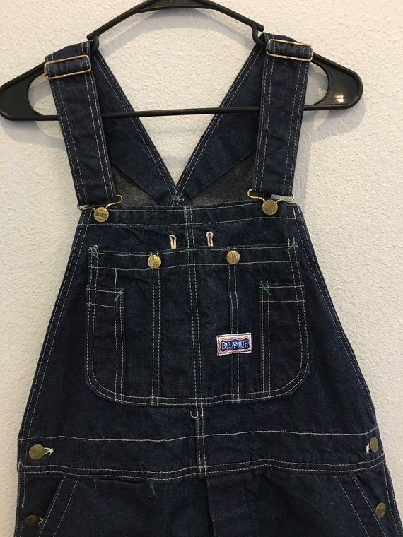 Vintage Big Smith overalls,denim,overalls,Denim ov