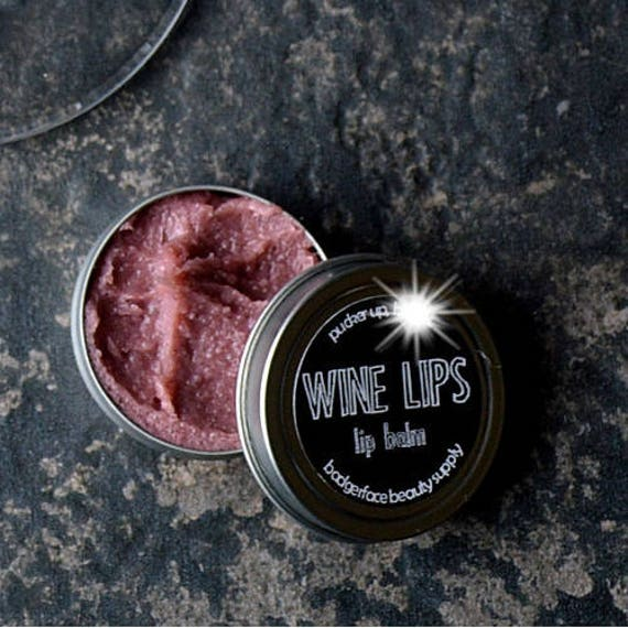 Wine Lips Lip Scrub Wine Gifts for Women Mothers Day