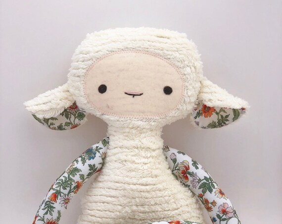 Liberty of London Lovey Lamb