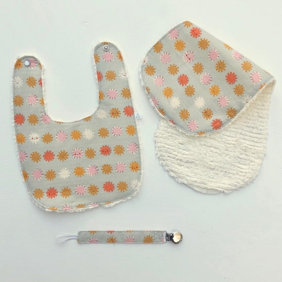 Sunshine Bib Gift Set