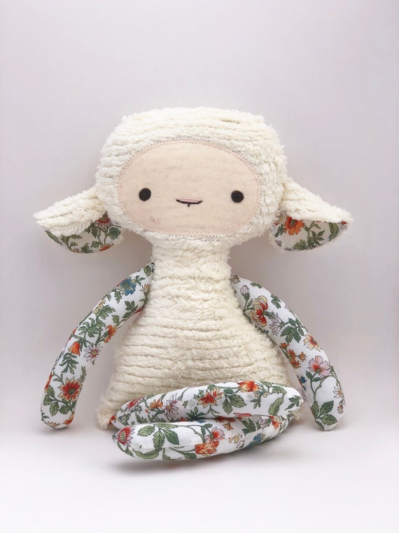 Liberty of LondonChenille Lovey Lamb