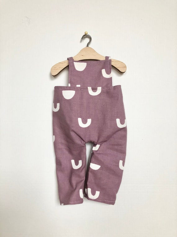 Purple Cups Overalls