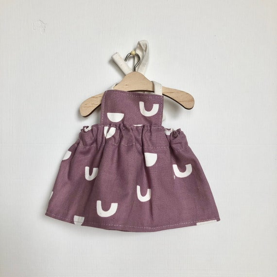 Purple Cups Dress