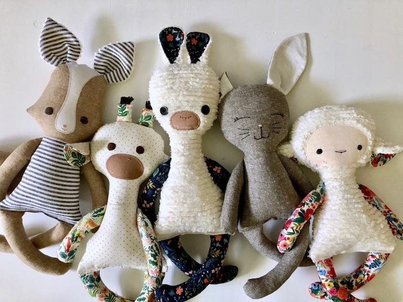 Custom Stuffed Animal image 0