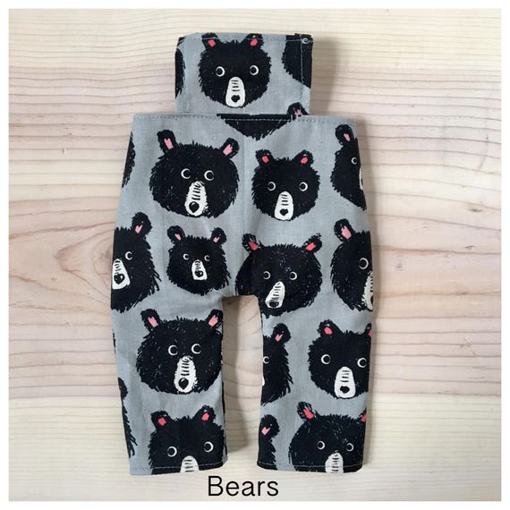 Bear Overalls