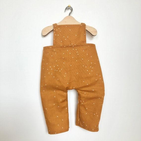 Rust Dot Overalls