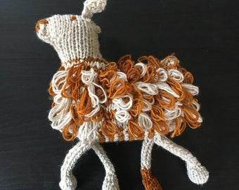 Wool sheep for ewe