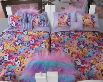 My Little Pony Bed Etsy