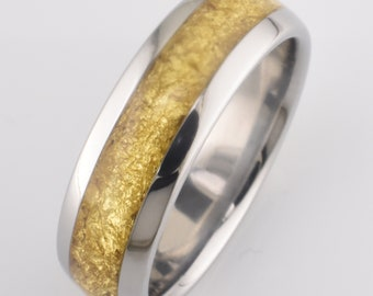 5f8a119f58e Boone Titanium Rings by boonerings on Etsy