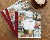 Literary Paris by Nichole Robertson (Signed Copy)