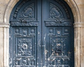 "Paris Photography, ""Marais Door"" Paris Print, Large Art Print Fine Art Photography, Old Door Photo, Portrait Paris Decor"