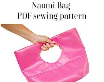 Naomi Bag PDF Sewing pattern