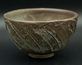 Stoneware Tea Bowl (matcha chawan)