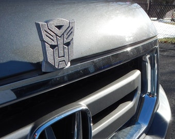 Transformers Universal* Hood Ornament