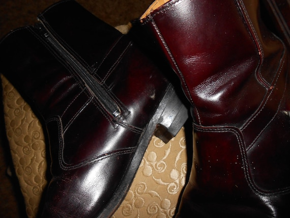 Authentic Marlborough Hunt Boots Size 6.5B Mens Ladies 7.5B  300.00 or offer Excellent Condition
