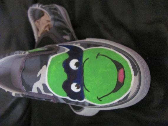 ca422f1302 ... character skate  age mutant ninja turtle shoes etsy ...