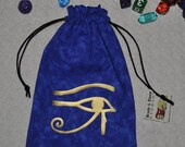 Egyptian Eye of Horus bag