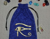 Egyptian Eye of Horus bag