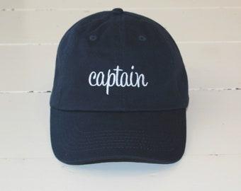 Captain baseball cap  6168834b4059