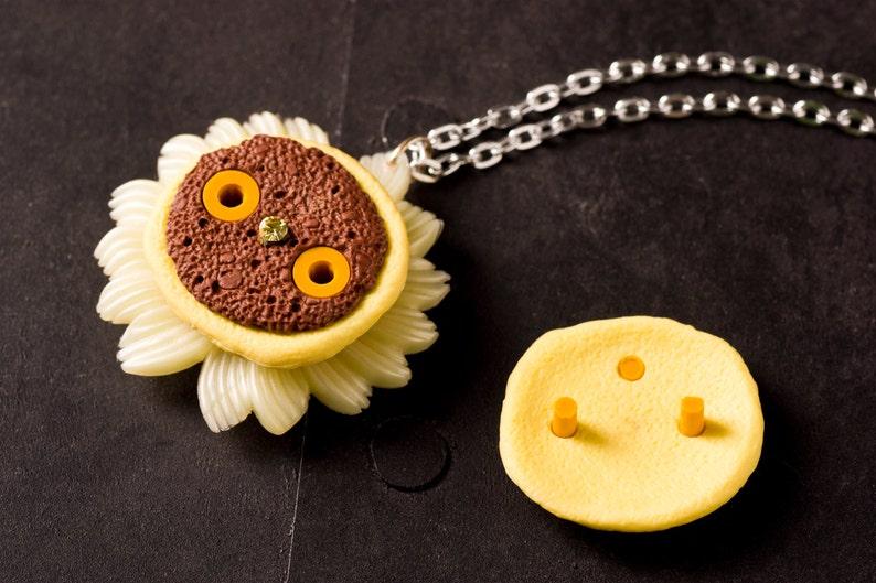 50% OFF Miniature Dorayaki Japanese Pancake Yellow Flower image 0