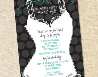 Passion Party Invitations Etsy