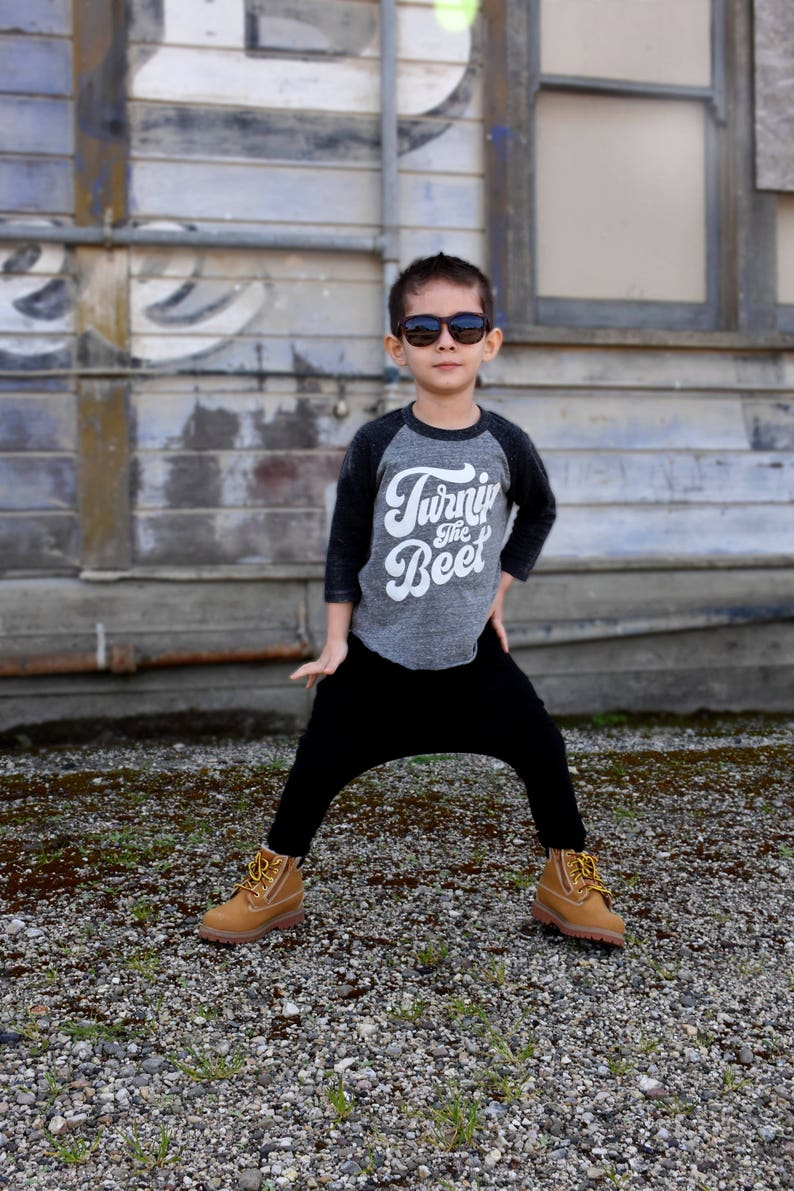 e17bb928f7e9e Bébé fille garçon noir Sarouel bébé: Mode dEtsy enfant | Etsy