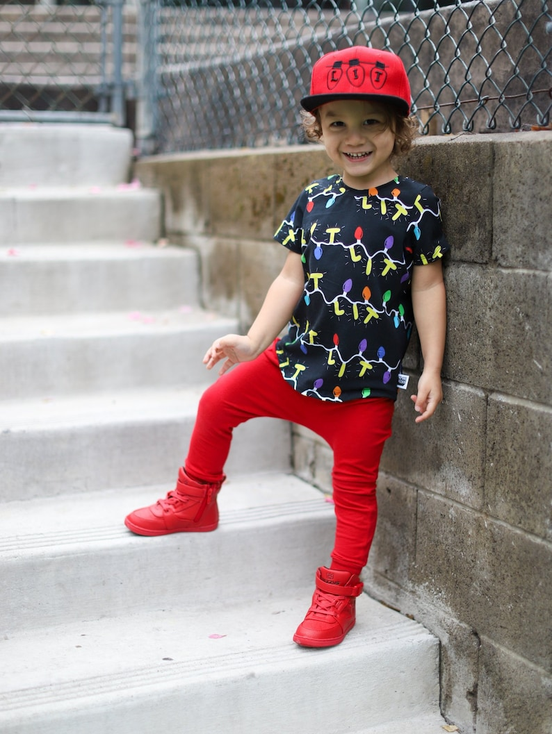 e0ee7b55 Baby Boy Solid Red Harem Pants: Etsy kid's fashion   Etsy