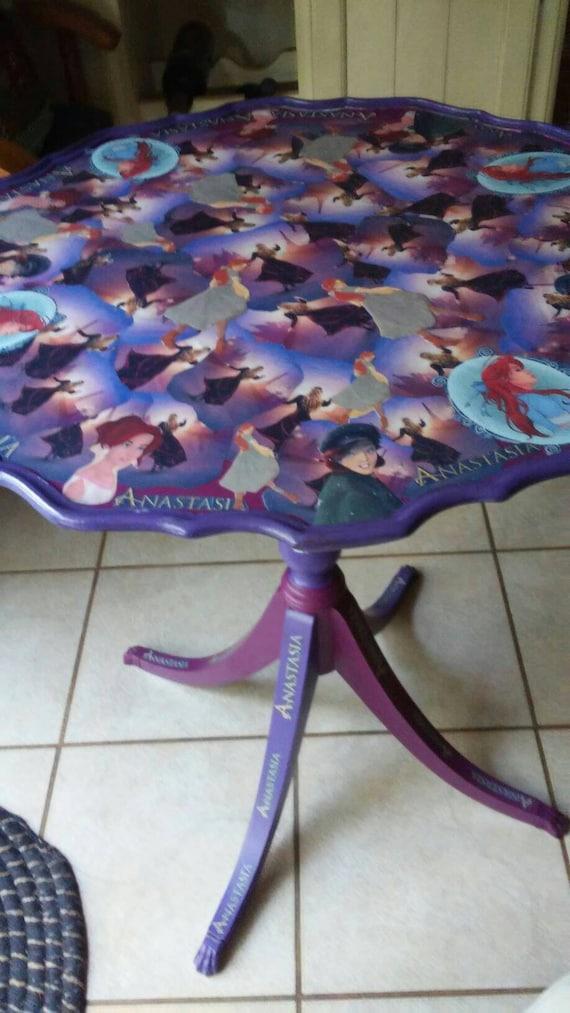 Olivia Grace Nolan Collection Anastasia Accent Table